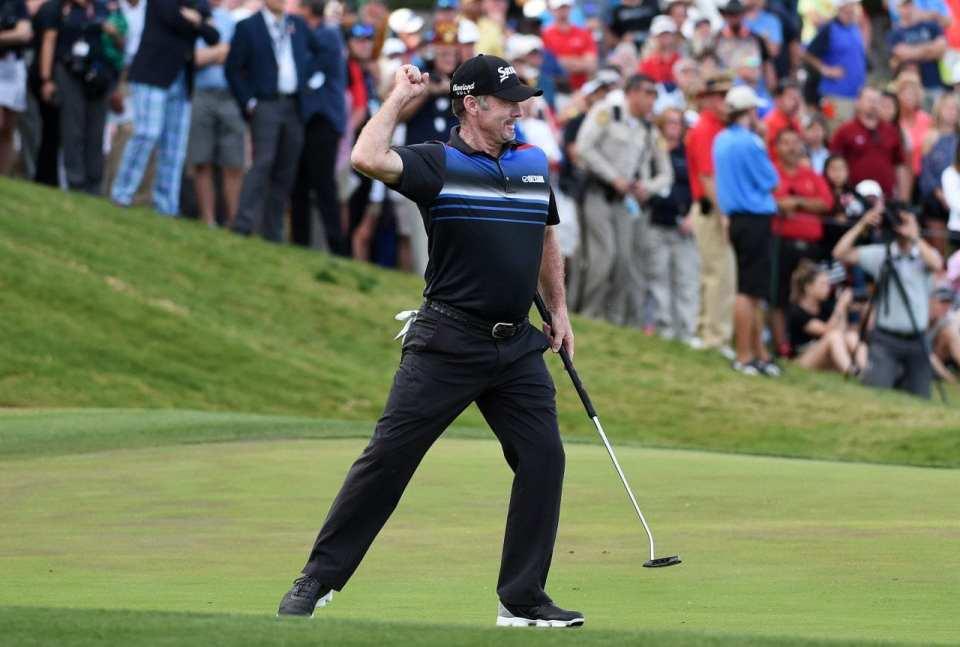 Rod Pampling (Courtesy of Getty Images/ Via GolfWeek.com)