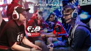 The Grand Finals of the EU Fall Finals saw FAB dismantling Team Infused with a 4-0 win. (PC: ESL)
