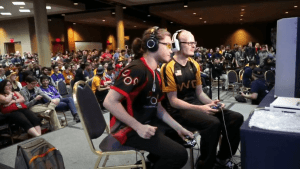 M2K vs Wizzrobe at TBH6 (photo cred via twitch.tv/vgbootcamp)