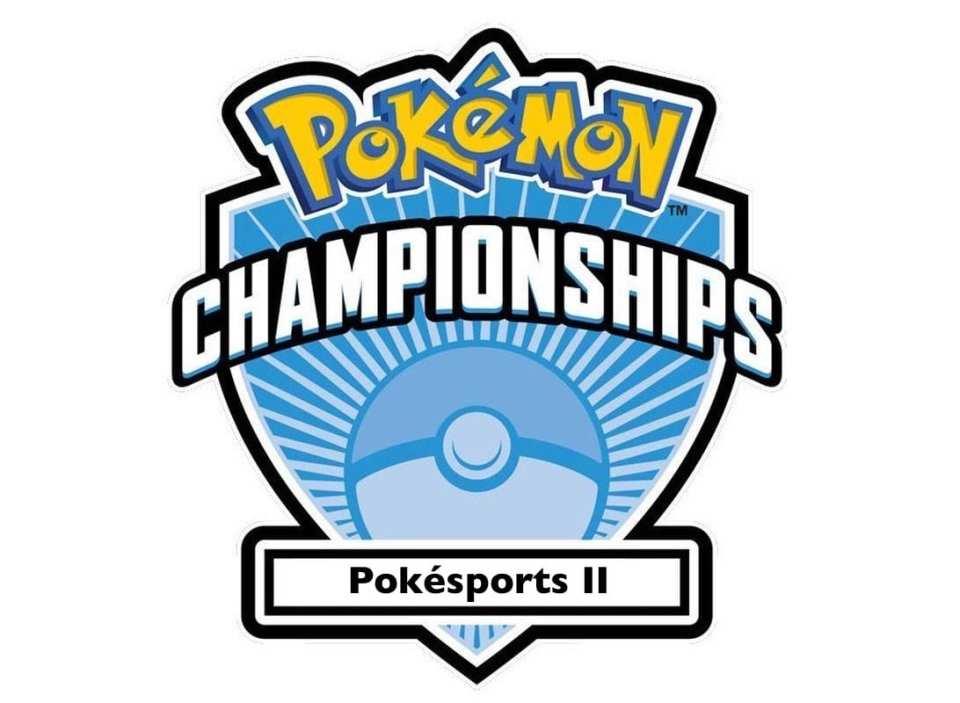 Pokesports II competitive Pokemon logo