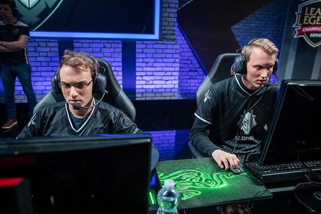 Power Rankings: G2, #1 western team