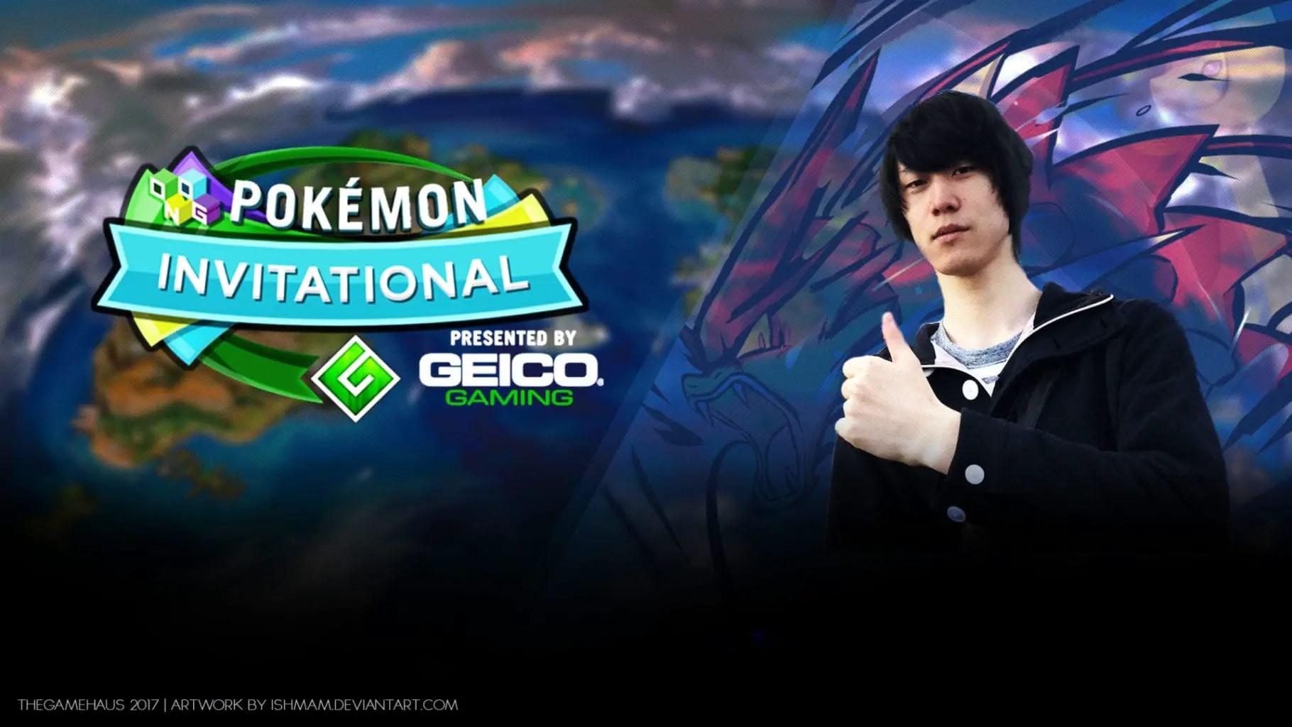 Shoma SHADEviera Winner of ONOG Pokemon Invitational by GEICOGaming
