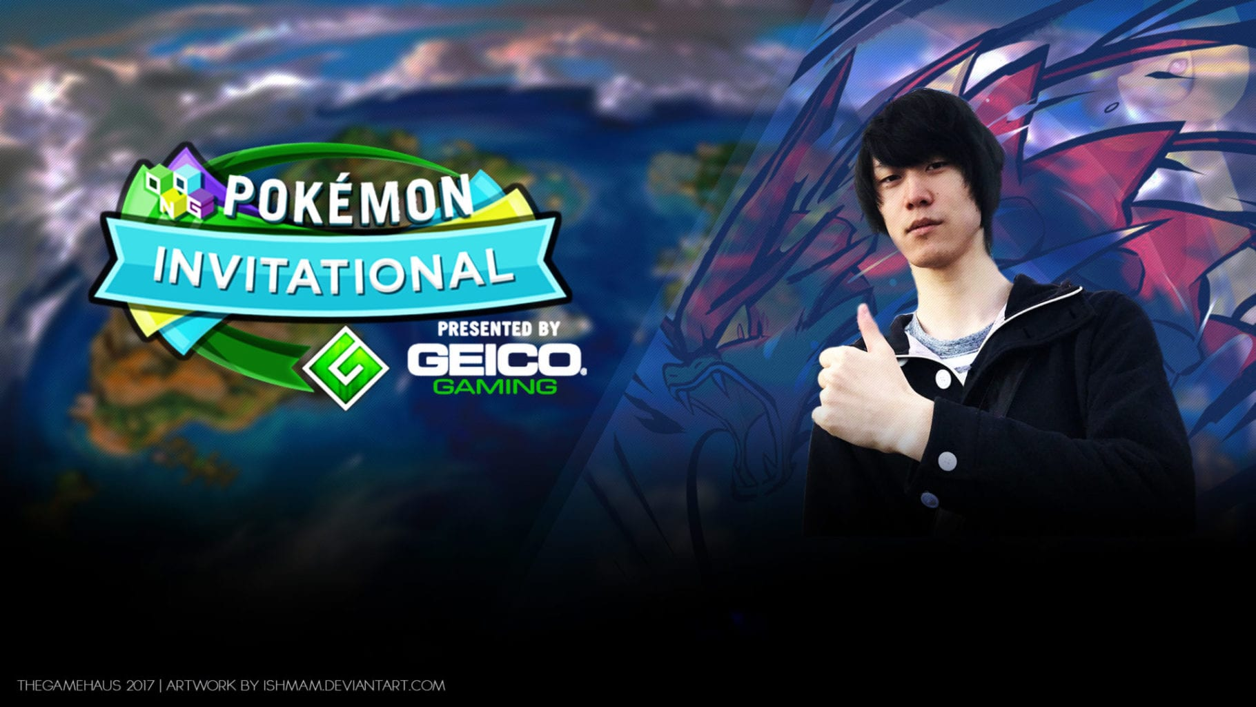 Shoma SHADEviera Winner of ONOG Pokemon Invitational by GEICOGaming