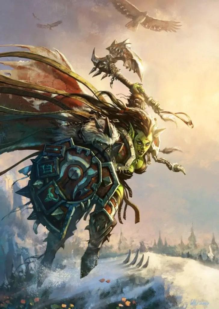 Image courtesy of Blizzard Entertainment and heartstone.gamepedia.com