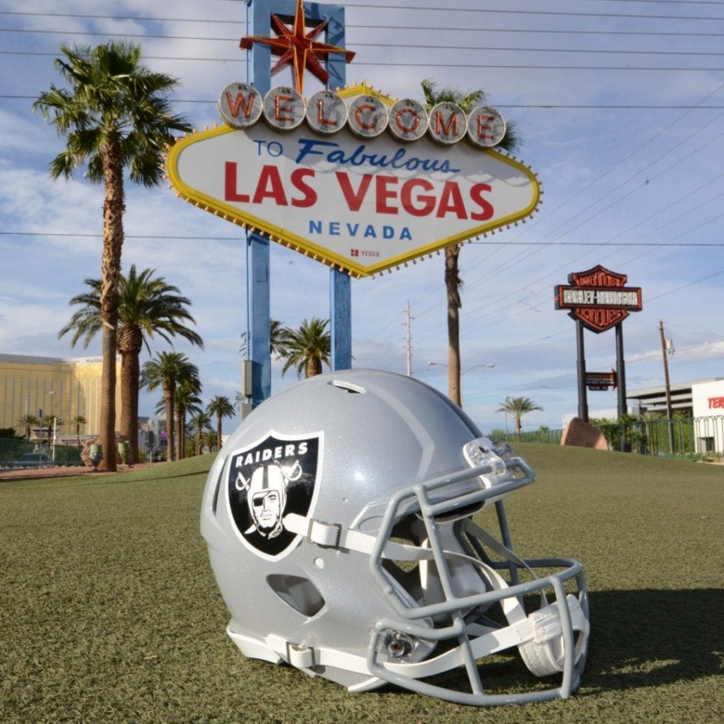 Las Vegas Raiders: Just Sin, Baby