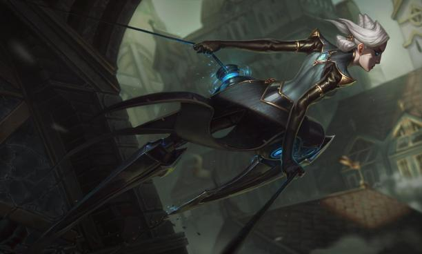 New Champion: Camille, The Steel Shadow