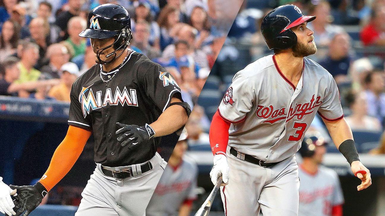2017 Fantasy Baseball Right Field Rankings