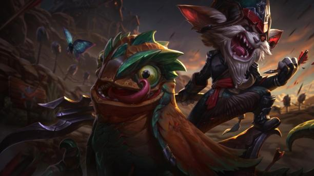 New Champion: Kled, The Cantankerous Cavalier