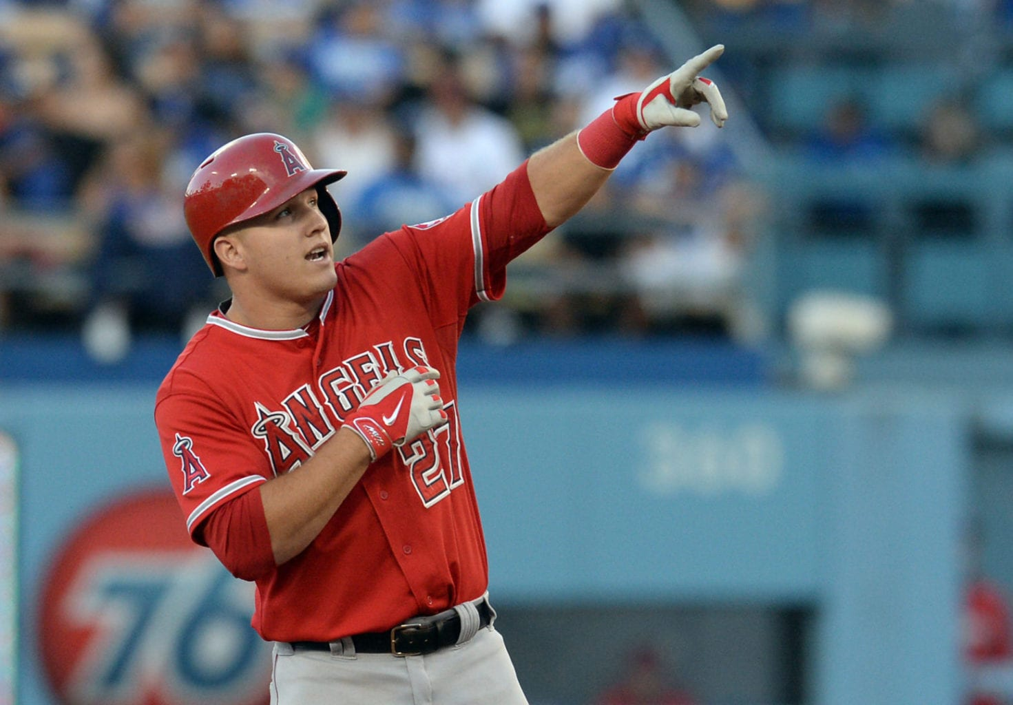 Mike Trout MVP