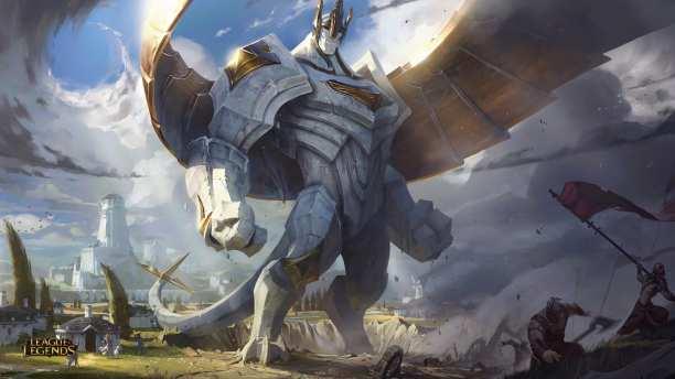 Champion Rework: Galio, the Colossus
