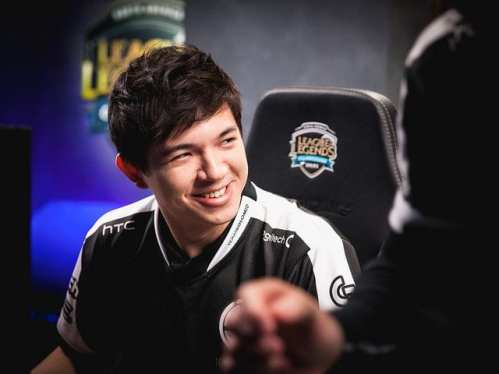 TSM Playoff Profile: Top laner Hauntzer
