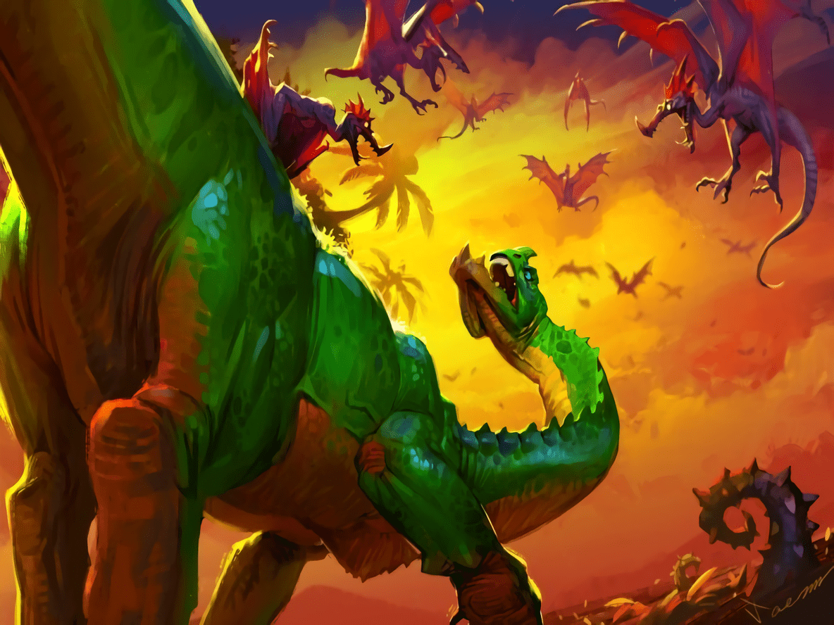 Art by Jaemin Kim, courtesy of Blizzard Entertainment
