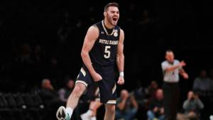 Notre Dame has bonzie colson returning