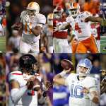 Contenders Who Should Take a Quarterback Early in the NFL Draft