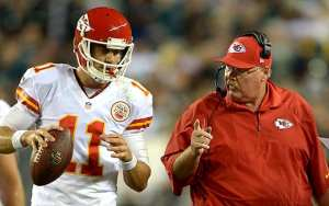 Alex Smith Andy Reid