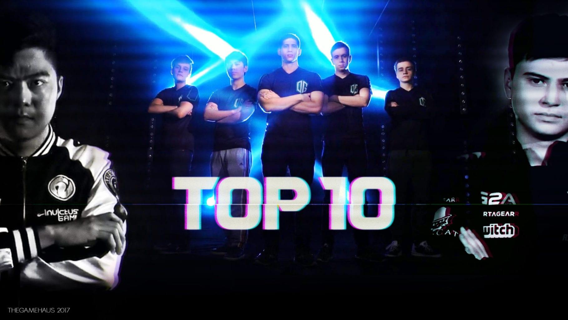 Dota 2 Power Rankings