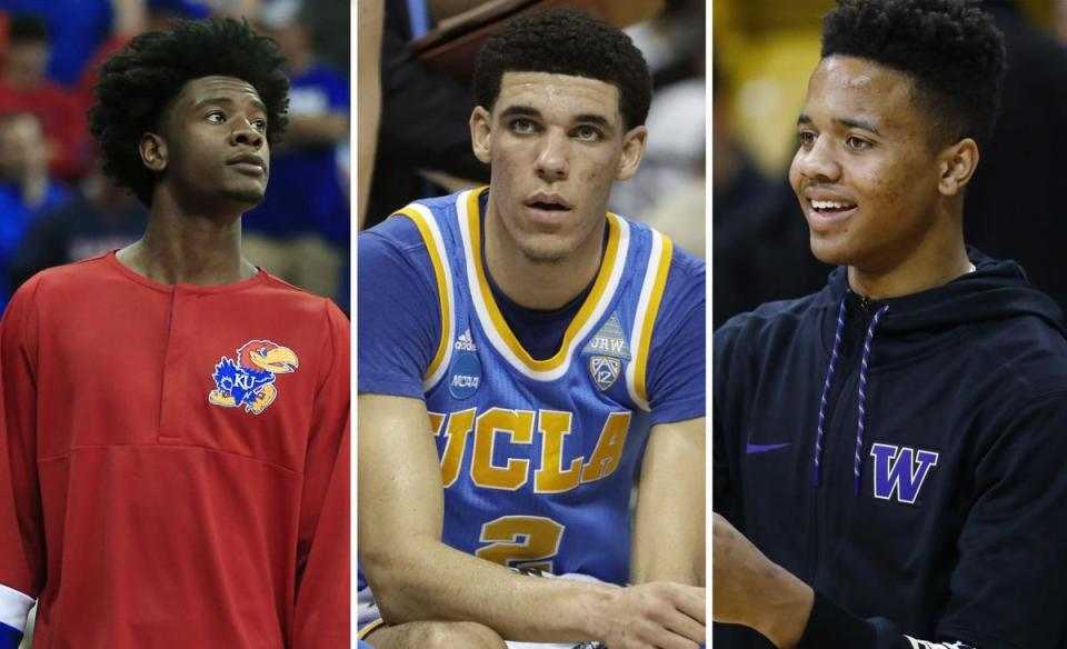 2017 NBA Mock Draft V 4.0