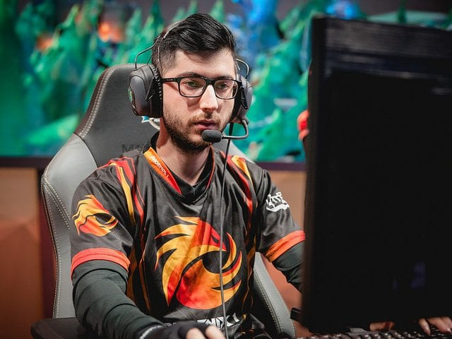 Phoenix1's Inori is underperforming after three weeks of LCS Summer Split