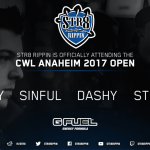 Str8 Rippin look to tear through the competition at CWL Anaheim