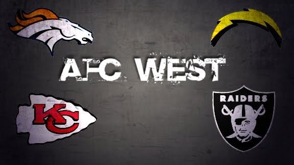 Super Bowl series 2017: AFC West