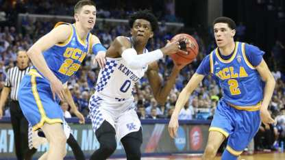 De'Aaron Fox 2017 NBA Draft