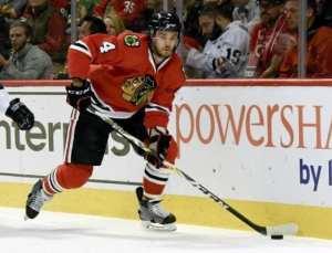Niklas Hjalmarsson's move to Arizona ignited the flurry of NHL trades.