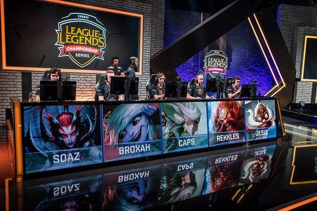 Fnatic are trending in EU LCS week five