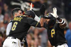 Pittsburgh Pirates playoffs 2017