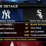 Fantasy impact of the Todd Frazier and David Robertson trade