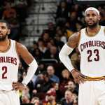 Lebron James' free agency history is making Kyrie Irving run