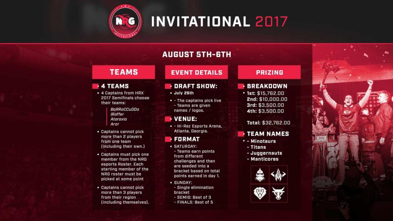 NRG Invitational