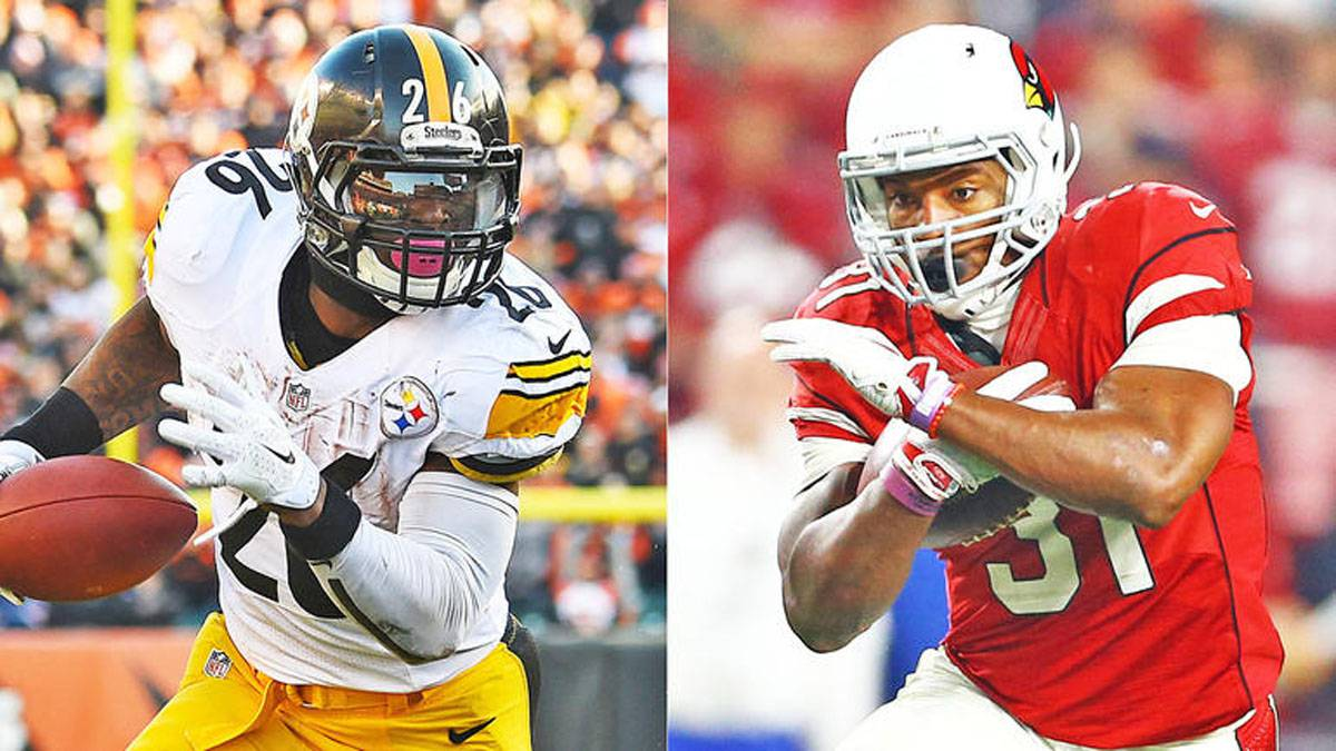 Le'Veon Bell or David Johnson