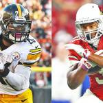 Fantasy football number one pick: David Johnson or Le'Veon Bell?