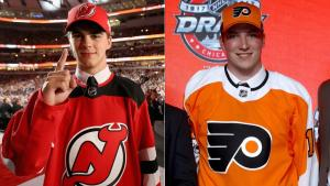 NHL new faces