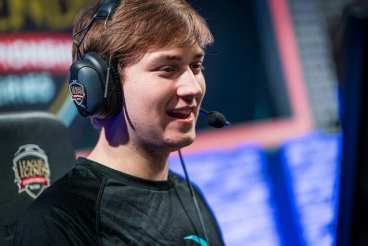ROC Phaxi is tenth among EU LCS top laners