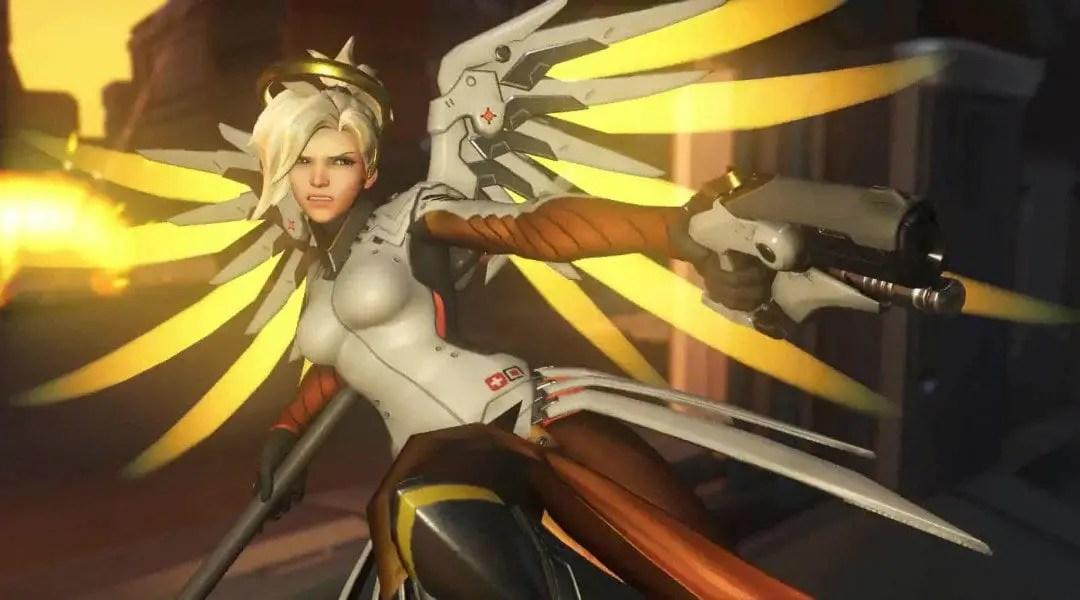 Mercy rework