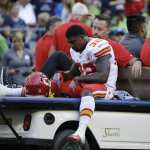 Fantasy football situation: Spencer Ware's injury