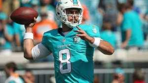 Miami Dolphins quarterback quandary