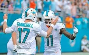 Miami Dolphins fantasy football situation