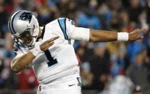 Cam Newton struggles
