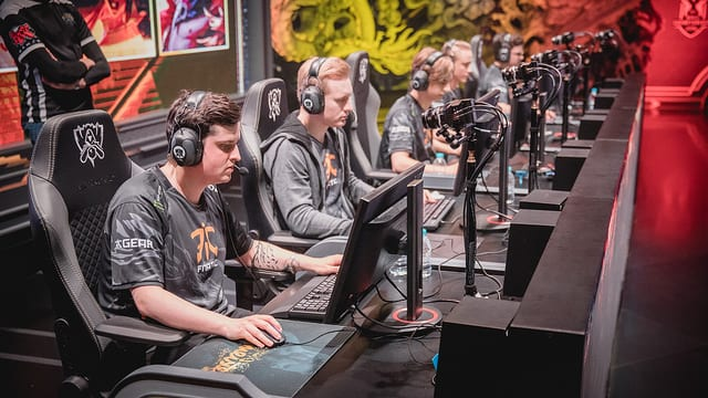 Fnatic qualified for Group Stage from Play-in Stage