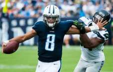 Marcus Mariota could be on the move in 2020