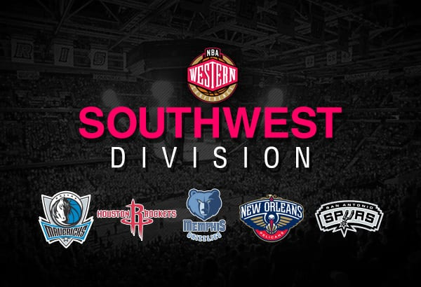 NBA Southwest Division preview