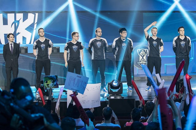 H2K did not face an LCK team until semifinals last year