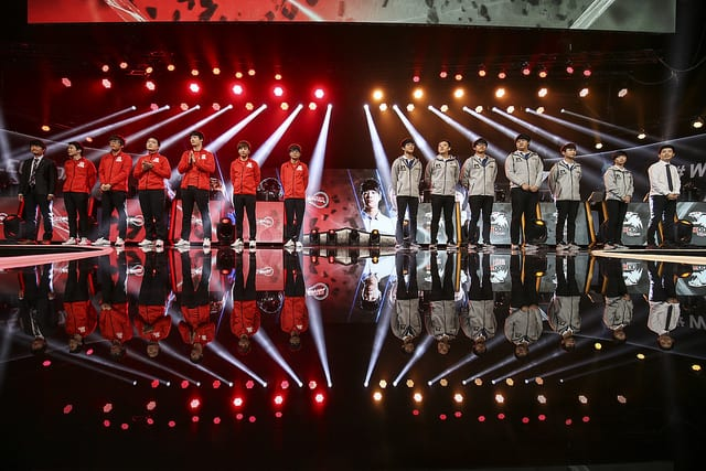 KOO Tigers knocked out KT Rolster at 2015 Worlds