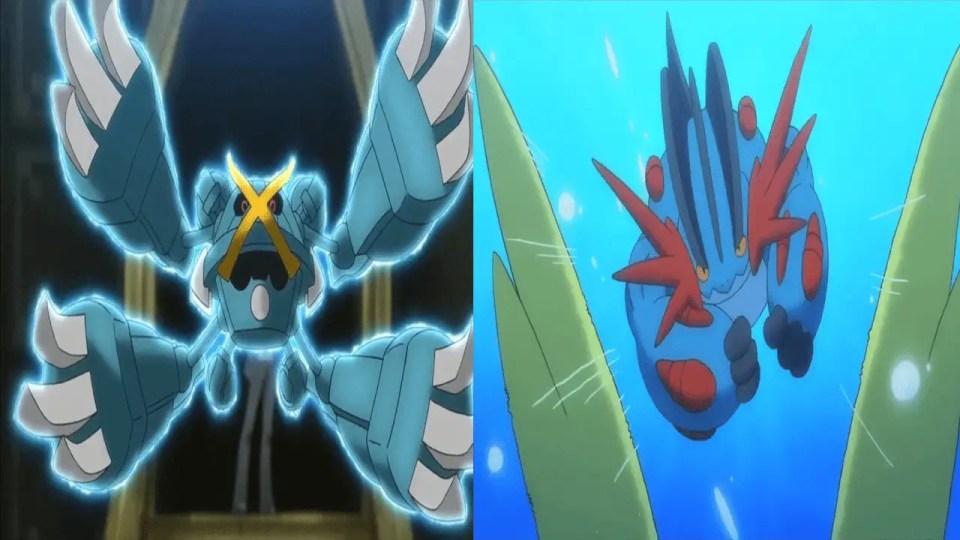 Mega Metagross Mega Swampert Pokemon VGC
