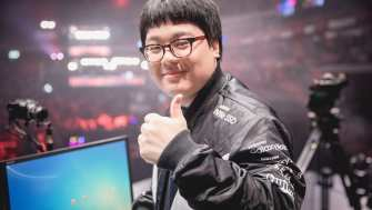 Samsung Galaxy Cuvee was the most OP top laner in week two of worlds