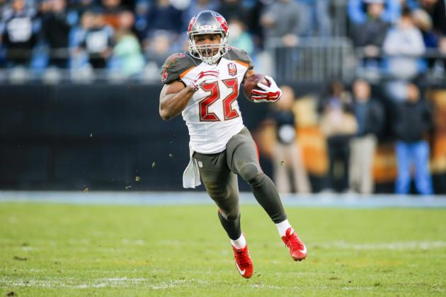 Is Doug Martin a number one fantasy running back with Winston sidelined?