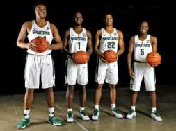 Michigan State basketball 2017-18