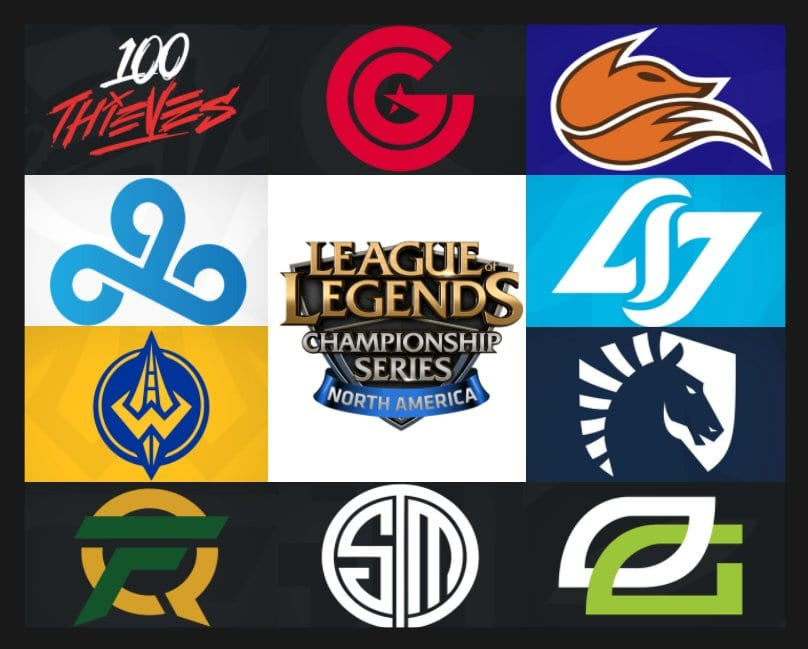 Four new organizations enter the NA LCS in 2018